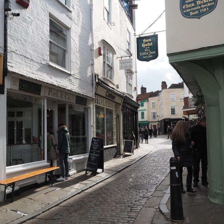 Sun Street Canterbury