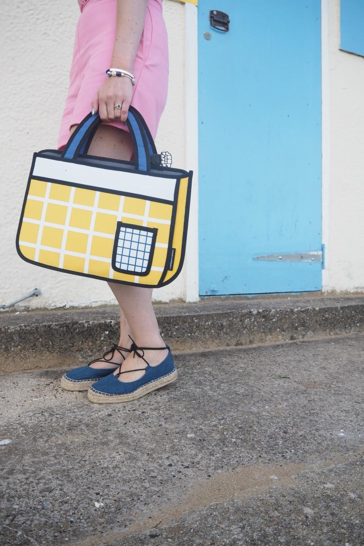 JumpFromPaper bag
