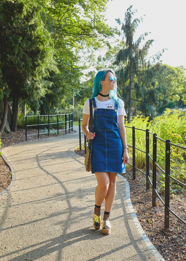 Primark Denim Pinafore
