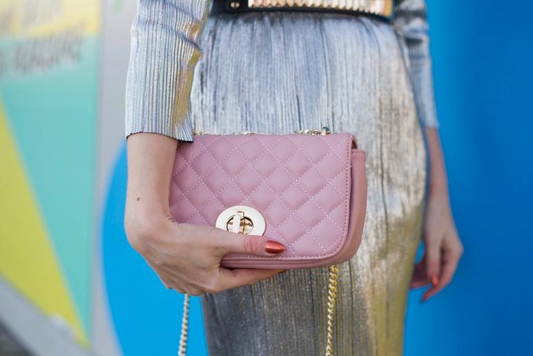 Marc B Pink Bag