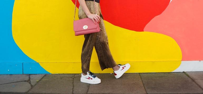 Marc B Bags Pink Bag
